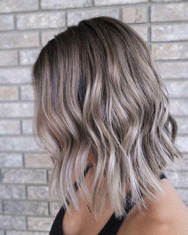 Haarschnitt Bobschnitt
