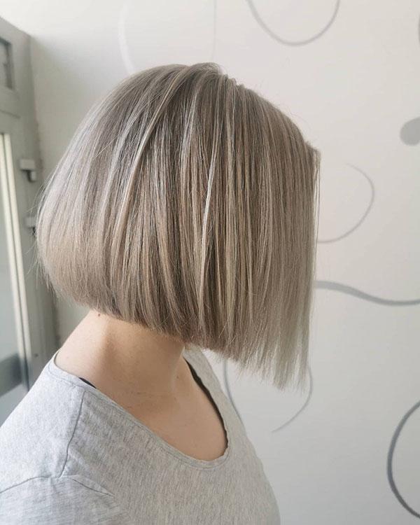 ein Bob Haar