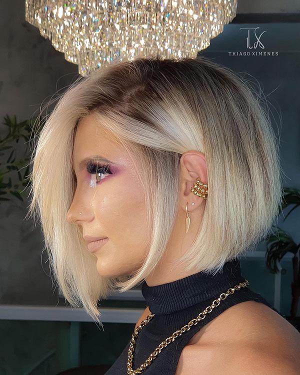 super kurze Frisuren für Frauen