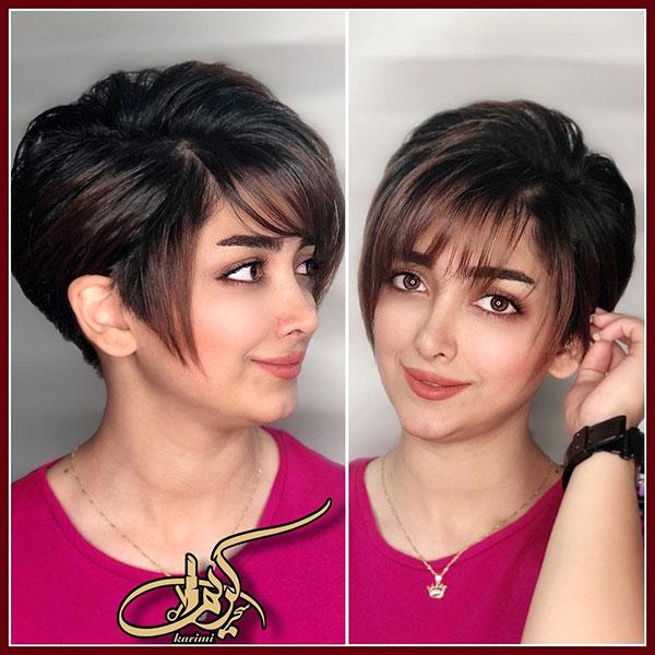 Bilder von kurzen Frisuren