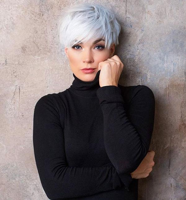 kurze Haare für Frauen 2021