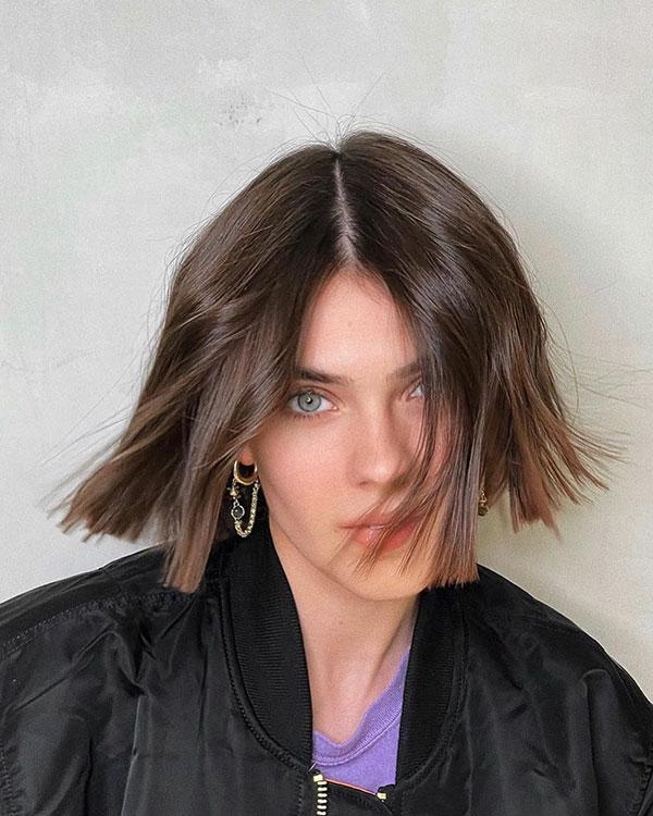 neue Frisuren für 2021