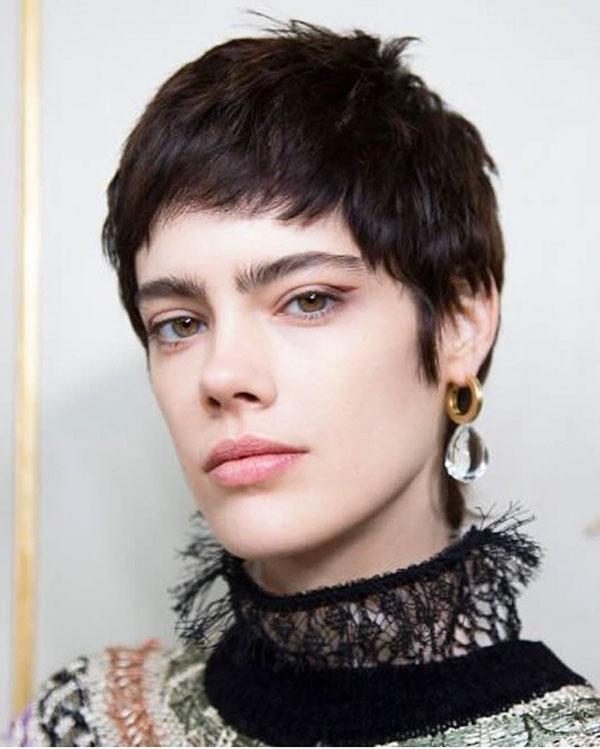 kürzere Haarschnitte 2021