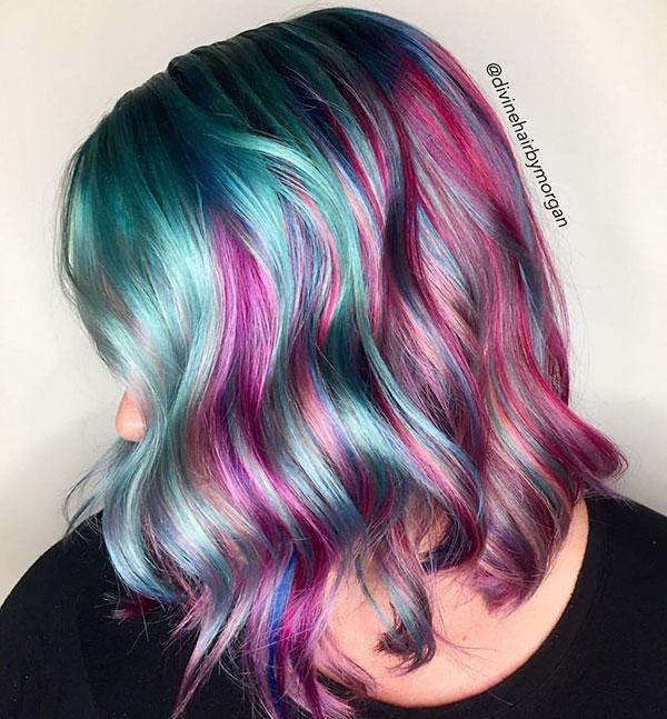Frisuren für 2021 für kurzes Haar