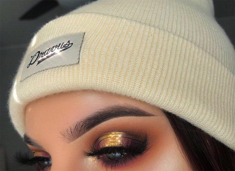 Wie man Sparkly / Glitter Eyeshadow trägt