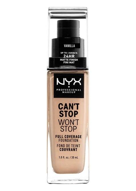 NYX kann nicht aufhören, wird die Stiftung nicht aufhalten