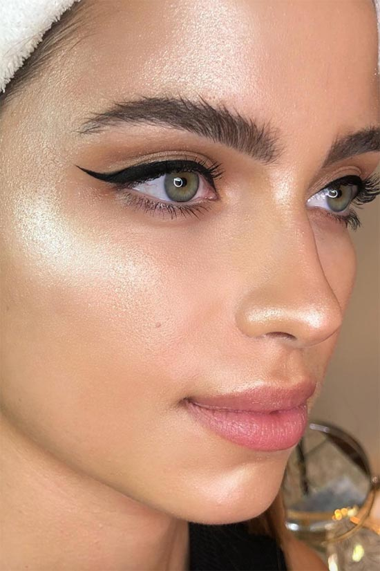 Liquid Eyeliner Guide