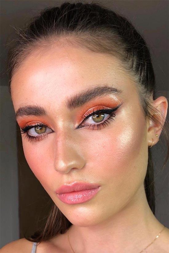Liquid Eyeliner Makeup Hacks