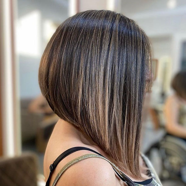 Bilder von Bob-Haarschnitten