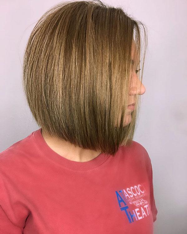 kurze Bob-Haarschnitte für Frauen 2021