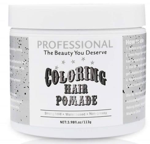 Haarfärbemittel Pomade