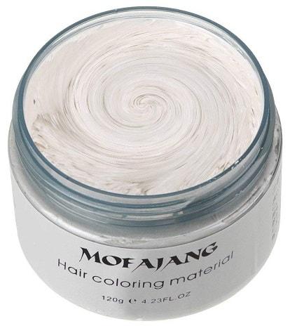 NYKKOLA Unisex Haarwachs Color Styling Cream