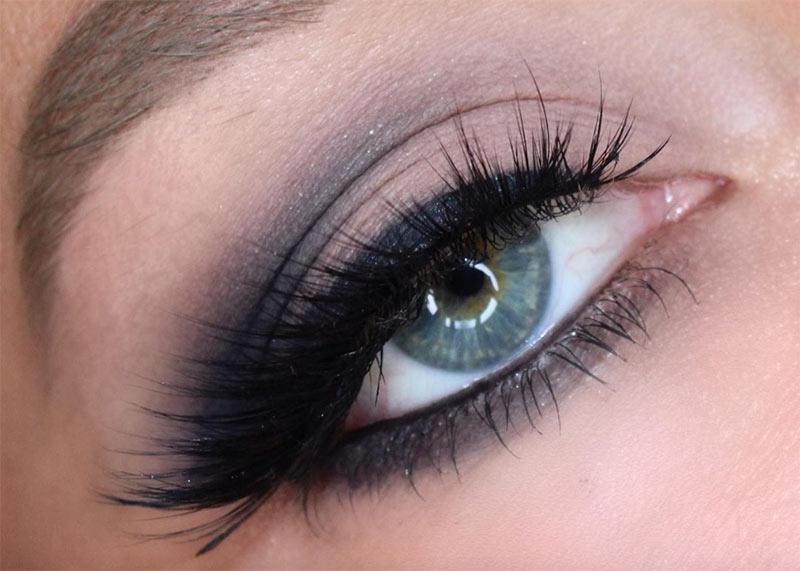 Wie man Gel Eyeliner aufträgt