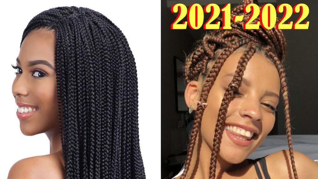 Box Braids 2021-2022