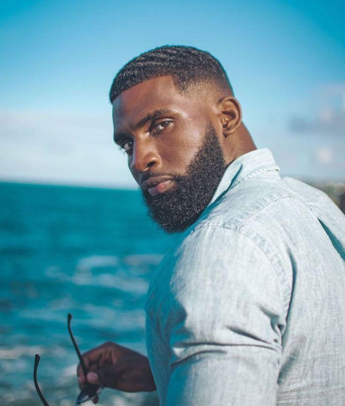 Schwarze Männer Frisuren