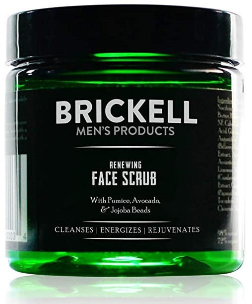 Brickell Gesicht Peeling