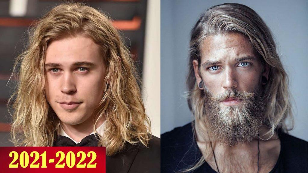 Lange Frisuren für Männer in den Jahren 2021-2022
