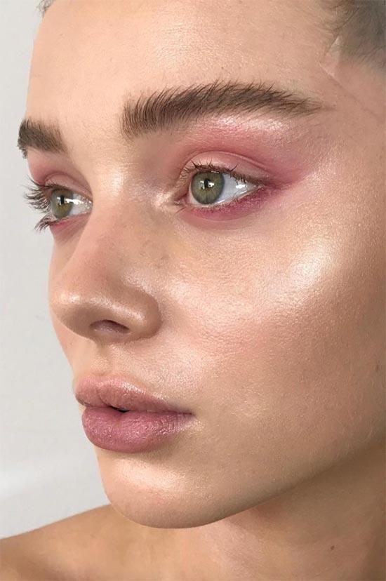 So wählen Sie den besten rosa Lidschatten für Ihren Hautton