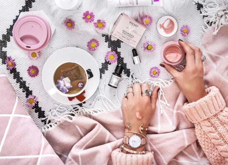 Arten von Make-up Concealern