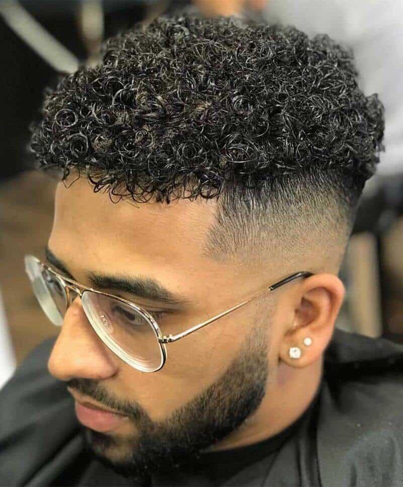 Dauerwelle Frisur