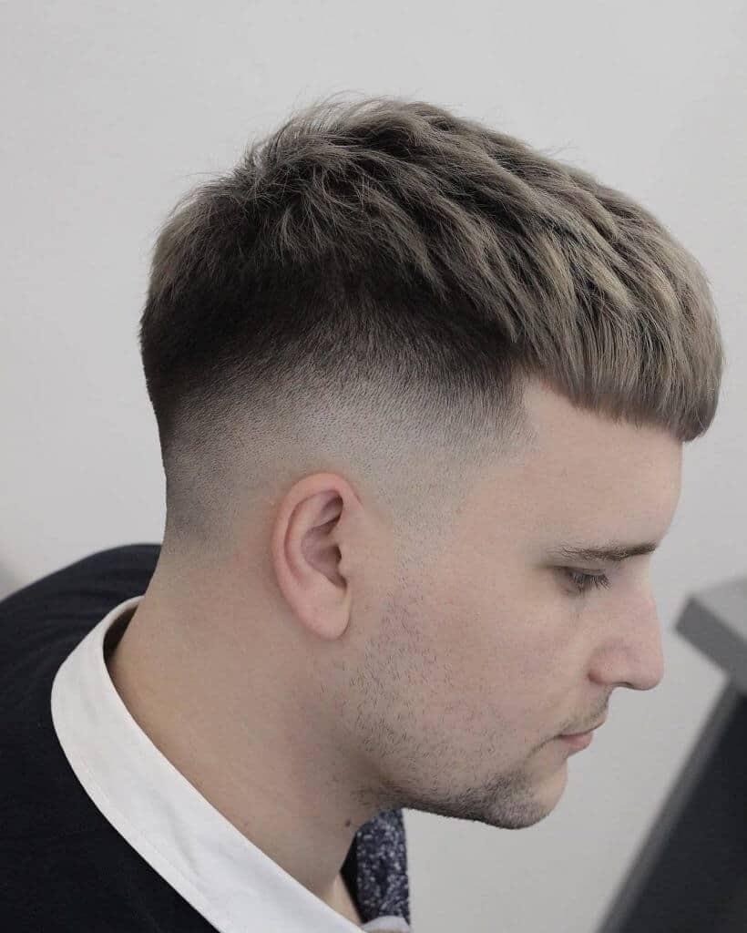 French-Crop-Haarschnitt