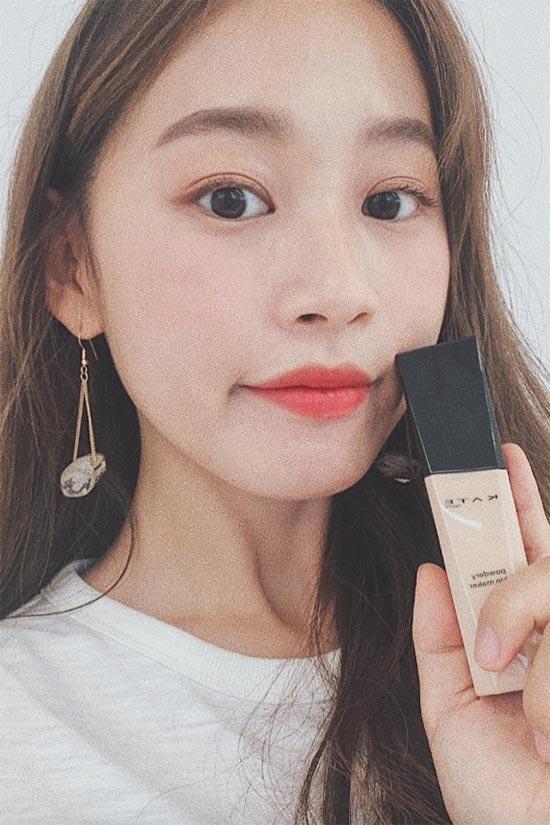 Koreanische Make-up-Schritte: Teint