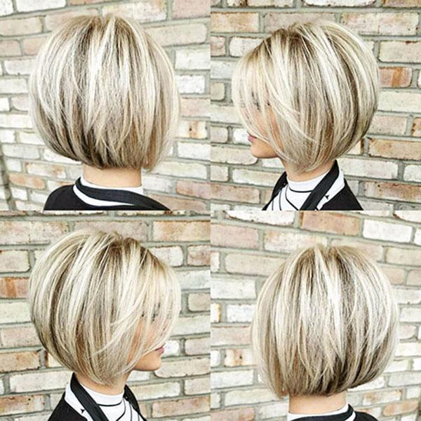 Bob-Haarschnitte