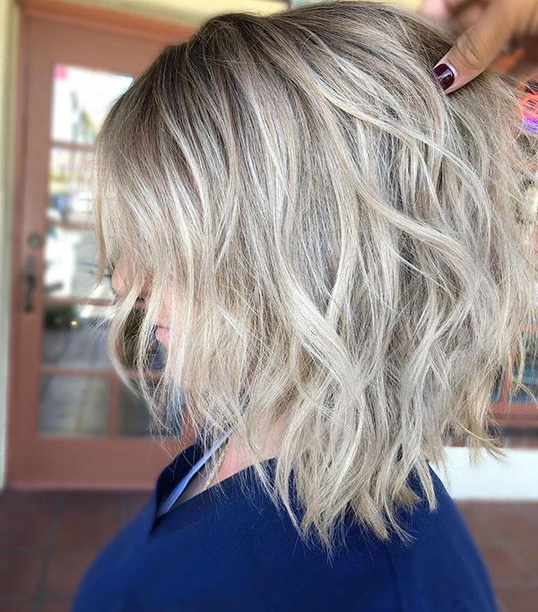 Bob-Haarschnitt-Stile
