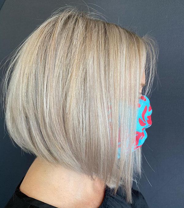 Frisuren 2021 Bob-Styles