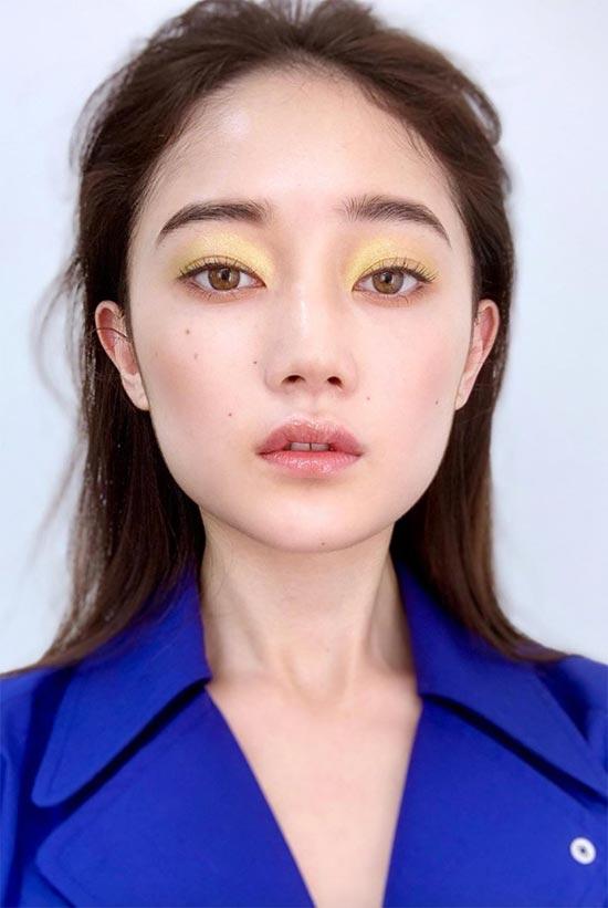 Japanisches Make-up-Tutorial