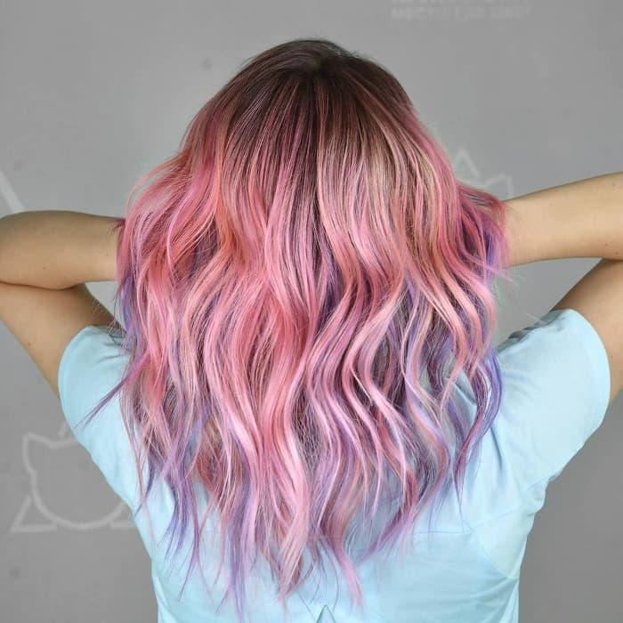 Schön in pink