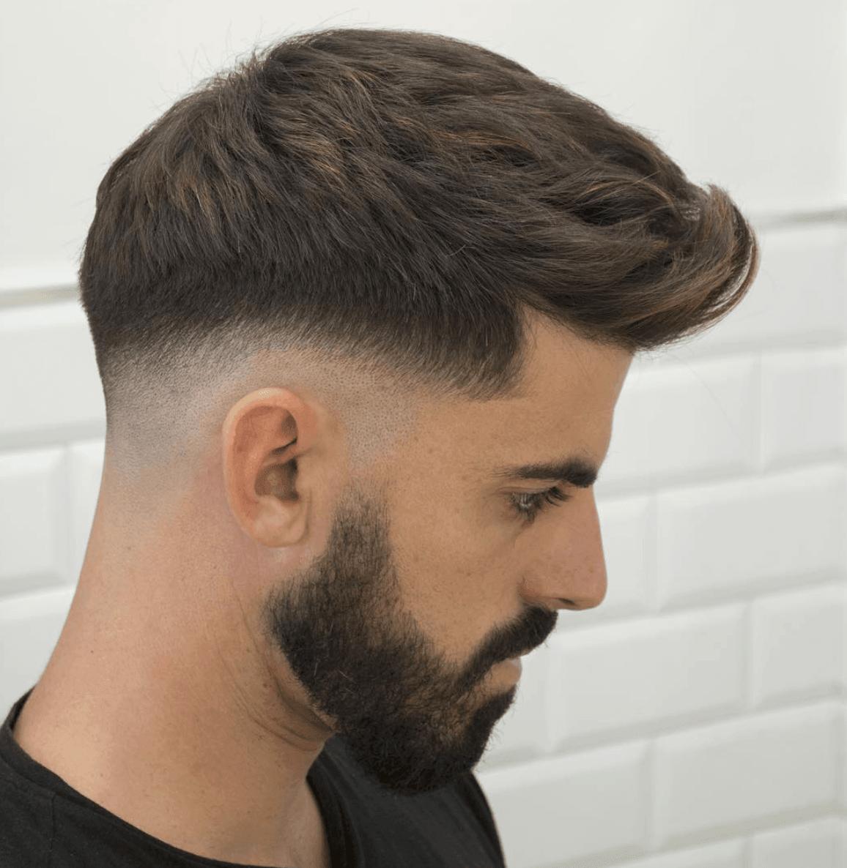 Beste Bartstile des Jahres | Getrennter Bart | Hairstyleonpoint.com