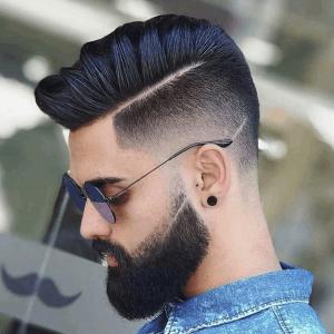 Beste Bartstile des Jahres 2019 | Geformter Vollbart | Hairstyleonpoint.com