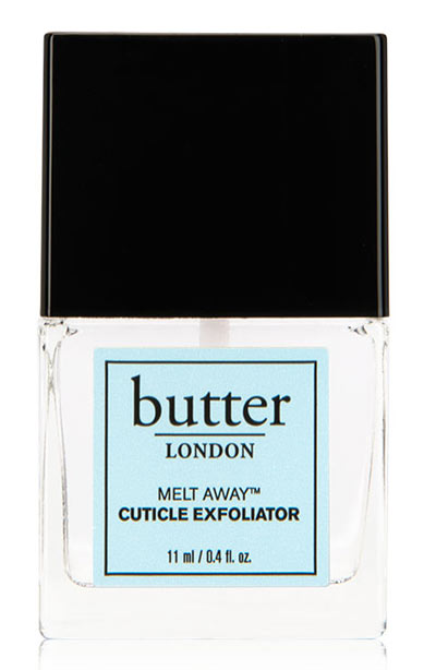 Beste Nagelhautentferner: Butter LONDON Melt Away Nagelhautpeeling