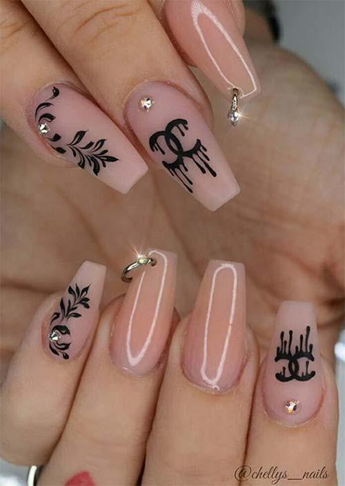 Acrylic Nail Designs Ideas