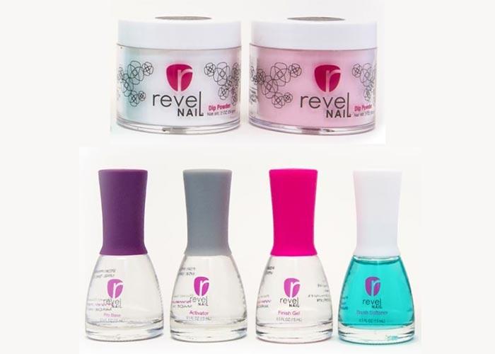Beste French Manicure Kits: Revel Nail French Manicure Nail Dip Powder Kit