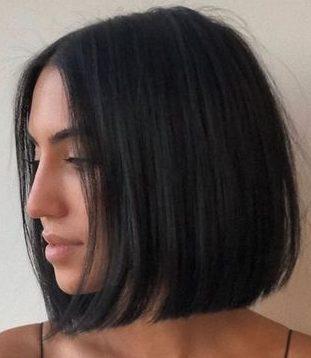 pflegeleichte mittellange Haarschnitte