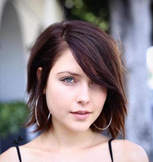 dünnes Haar Federschnitt