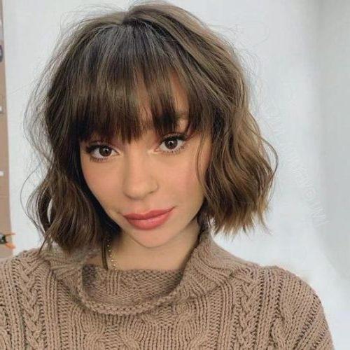 2021 kurze Frisuren