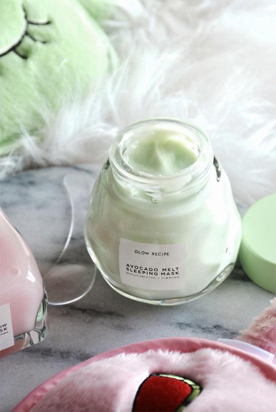 Kaolin Clay Hautpflegeprodukte