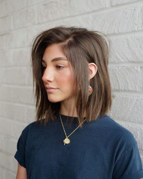 schulterlange haarschnitte