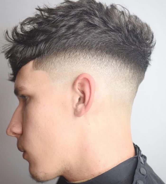 Frisuren für ovale Gesichtsform - 3