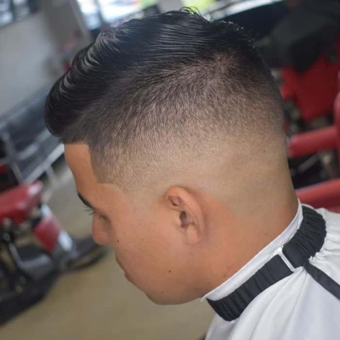 Frisuren für ovale Gesichtsform - 1