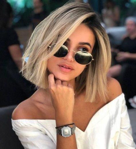 rückenlange haarschnitte