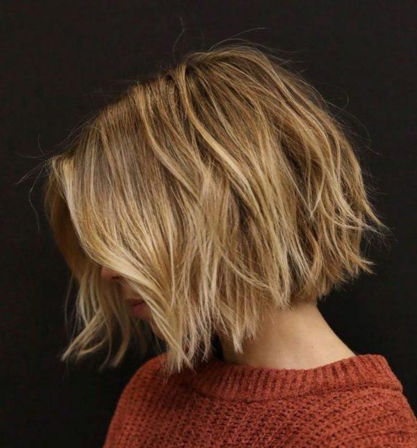Bob-Haarschnitt