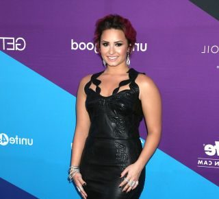Demi Lovato Pixie Cut