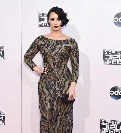 Demi Lovato Haarschnitt 2020