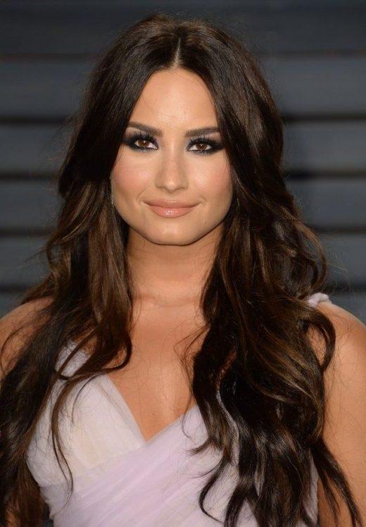 Demi Lovato 2017 Haare