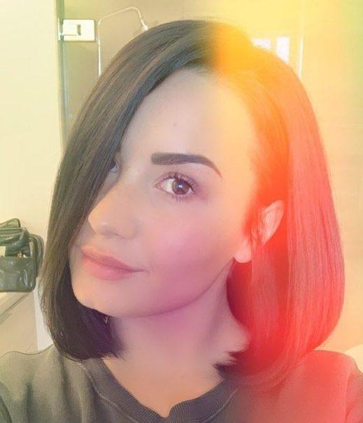 Demi Lovato 2019 Haarschnitt