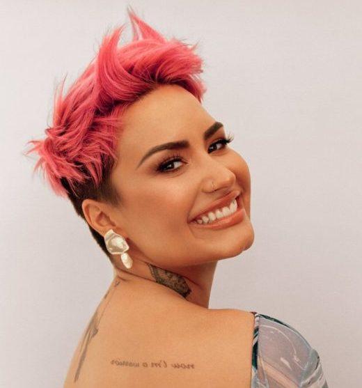Demi Lovato auf Twitter